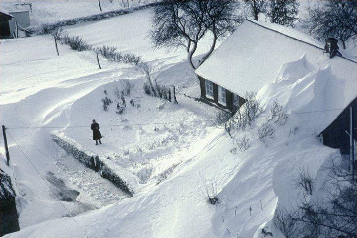 1979 een echte winter