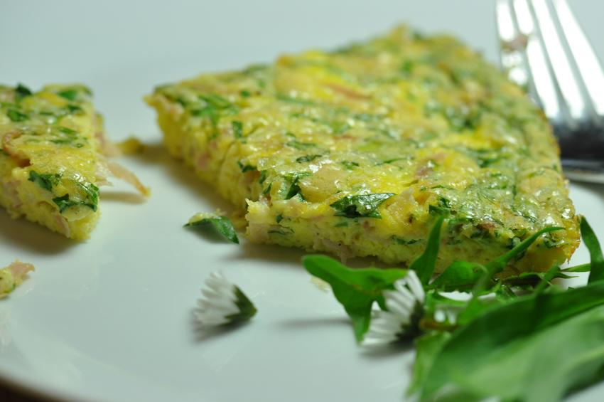 omelet met blaassilene 1