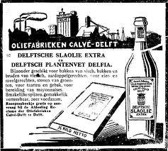 calve reclame 1938