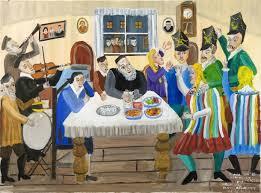 traditionele joodse keuken