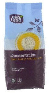 dessertrijst