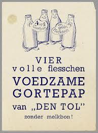 gortepap reclame