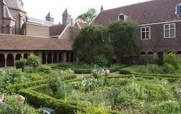 klooster kruidentuin