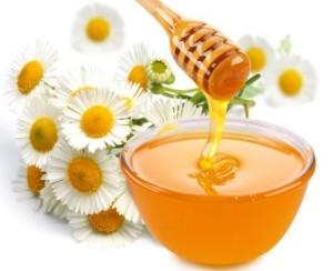 kamille honing