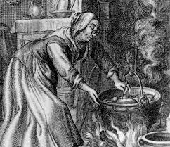 water koken in een groete ketel