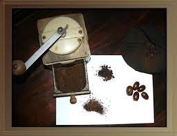 eikeltjeskoffie zetten