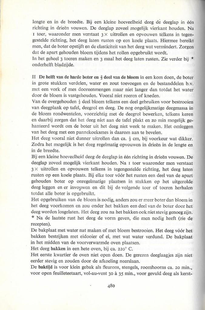 haags kookboek bladerdeeg recept 2