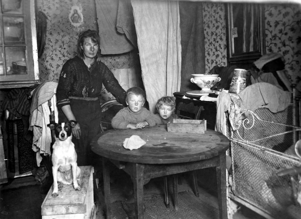 Eenkamerwoning Jordaan 1928